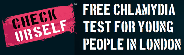 free chlamydia test for young people in London